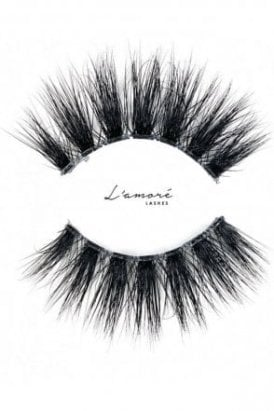 L'amore Lashes ~ Luxury Silk Lashes ~ BELLISSA
